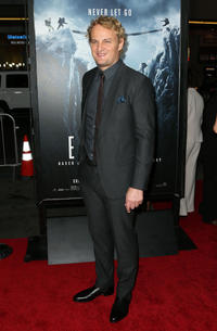 Jason Clarke at the California premiere of