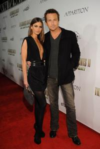 Sean Patrick Flanery and Guest at the California premiere of