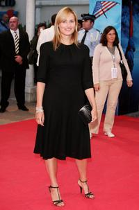 Judith Godreche at the premiere of