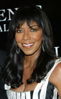 Natalie Cole at the Oprah Winfrey's Legends Ball.