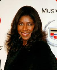 Natalie Cole at the 2007 MusiCares Person of the Year.