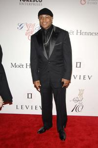 LL Cool J at the 2007 Angel Ball.