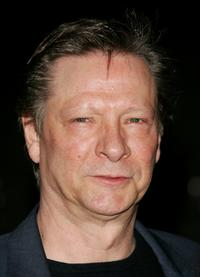 Chris Cooper at the Vanity Fair 2007 Tribeca Film Festival party at The State Supreme Courthouse.