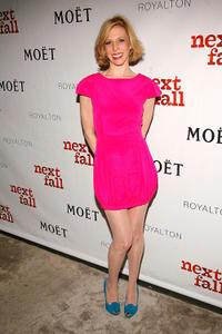 Maddie Corman at the after party of Broadway VIP Performance of