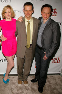 Maddie Corman, Patrick Breen and Sean Dugan at the after party of Broadway VIP Performance of