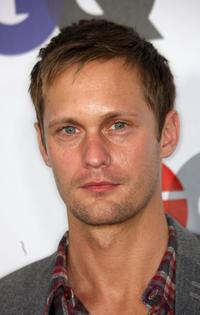 Alexander Skarsgard at the 14th annual GQ Men of the Year Party.
