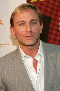 Daniel Craig at the