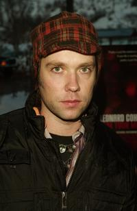 Rufus Wainwright at the premiere of