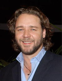 Russell Crowe at the Oscar Nominees Luncheon.