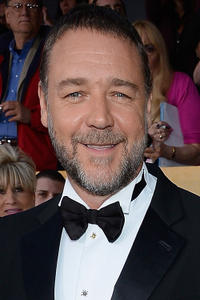 Russell Crowe at the 19th Annual Screen Actors Guild Awards in L.A.