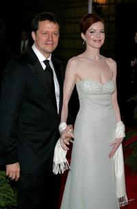 Steven Culp and Marcia Cross at the 31st Annual People's Choice Awards.