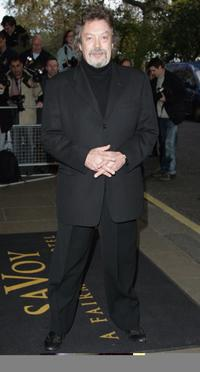 Tim Curry at the Evening Standard Theatre Awards.