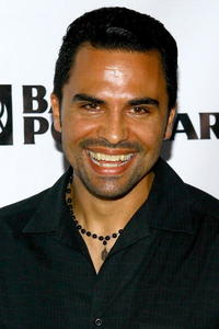 Actor Manny Perez at the screening of