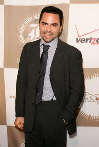 Manny Perez at the People En Espanol celebration of their 50 Most Beautiful Issue.