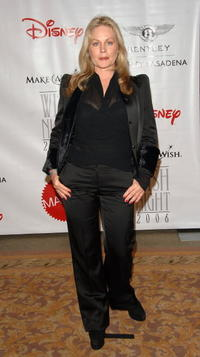 Beverly D'Angelo at the 7th Annual Wish Night.