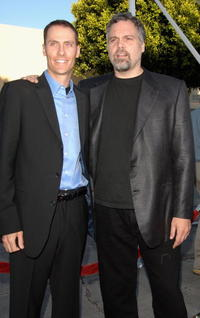Vincent D'Onofrio and Jay Lavender at the California world premiere of