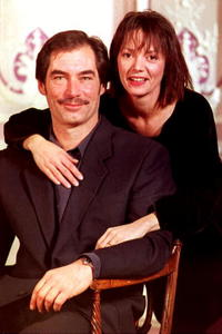Timothy Dalton at the photocall of