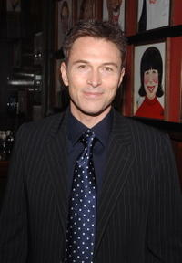 Tim Daly at the New York for the after party of