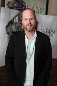 Director Joss Whedon at the LA premiere of