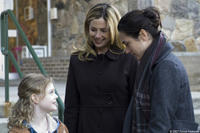 Elle Fanning, Mira Sorvino and Jennifer Connelly in