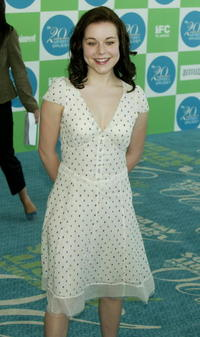 Tina Majorino at the 20th IFP Independent Spirit Awards.