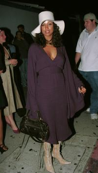 A File Photo of Stacey Dash, Dated November 5, 2001.