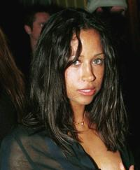 Stacey Dash at the Lounge club in Hollywood.