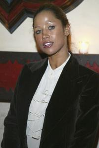 Stacey Dash at the afterparty for the premiere of