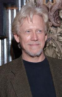Bruce Davison poses for pictures following a live reading of the screenplay