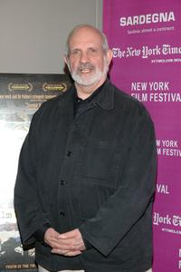 Brian De Palma at the premier of