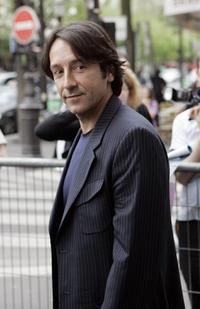 Jean-Hugues Anglade at the screening of Jean-Jacques Beineix's 1985 movie