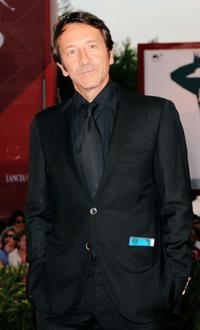 Jean-Hugues Anglade at the premiere of
