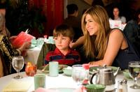 Thomas Robinson and Jennifer Aniston in