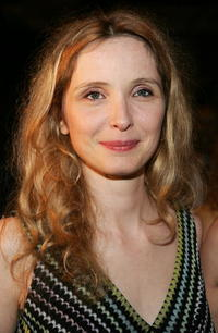 Julie Delpy at the cocktail reception during the 5th Annual Celebration of New Zealand Filmmaking and Creative Talent in Beverly Hills.