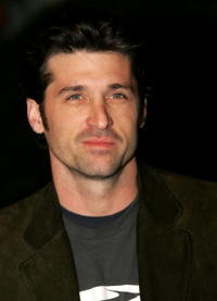 Patrick Dempsey at the ABC's Winter Press Tour Party on Wisteria Lane in Universal City, California.