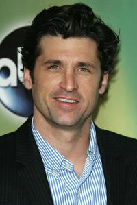 Patrick Dempsey at the ABC Television Network Upfront in New York City.