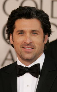 Patrick Dempsey at the 64th Annual Golden Globe Awards in Beverly Hills.