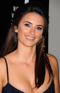 Penelope Cruz at the Rodeo Drive Walk of Style awards in Beverly Hills.