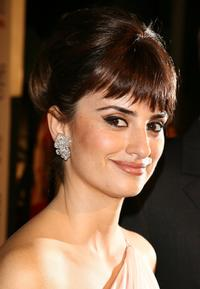 Penelope Cruz at the tribute to Penelope Cruz, screening of