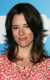 Parker Posey at the FOX 2007 Programming presentation.