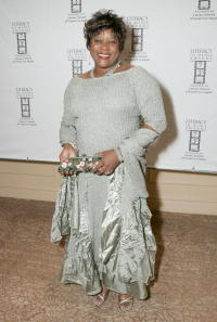 Loretta Devine at the Literacy Networks' LIMA awards dinner in L.A.