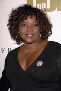 Loretta Devine at the launch party for Our Stories Films.