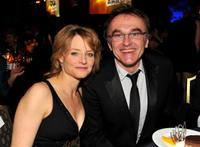Jodie Foster and Danny Boyle at the 62nd Annual Directors Guild Of America Awards.
