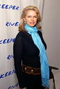 Donna Dixon at the 2nd benefit photo auction for Riverkeeper.