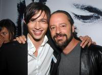 Joe Dinicol and Gil Bellows at the premiere of