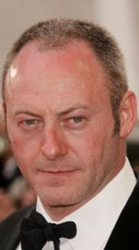 Liam Cunningham at the premiere of