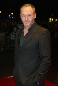 Liam Cunningham at the BFI 52nd London Film Festival premiere of