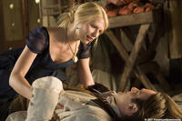 Claire Danes and Charlie Cox in