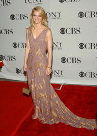 Claire Danes at the 61st Annual Tony Awards in N.Y.