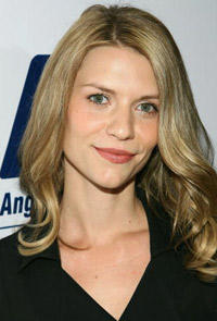 Claire Danes at the Friends of The LA Free Clinic annual dinner gala in L.A.
